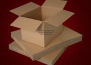 Cajas de carton corrugado para todo uso, peru