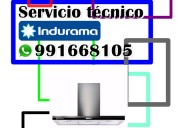991668105 campana extractora indurama san borja
