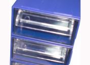 Cajitas organizadoras plastico para taller