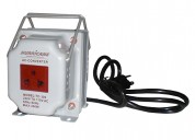 Transformador 220v a 110v 300 watts - hurricane