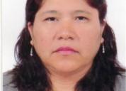 Profesora para reforzar clases de nivelacion de primaria en bellavista