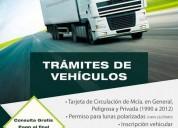 Asesoria en tramites vehiculares e inmuebles