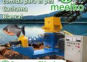 Extrusora meelko  peces 200-250kg