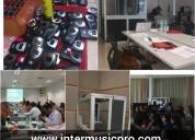 Perú interpretación simultánea equipos y traductor