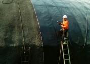 Venta y instalacion de membrana asfaltica geocen