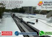 Somos instaladores de manto asfaltico del peru