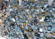 Compro celulares de todo tipo por cantidad