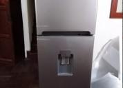 Refrigeradora daewoo rgp-290dv plateado 290 litros
