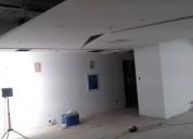 Expertos en ampliaciÓn y remodelacion en drywall