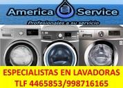 Reparacion  de lavadoras,lavaseca,secadoras4465853