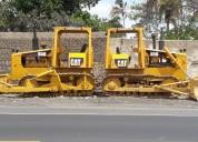 Caterpillar d5b vendo 2 tractores de oruga
