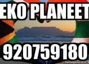 Fumigaciones eko planeet llama ya