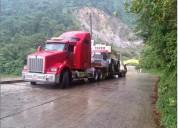 Transporte de carga pesada a nivel nacional 99503