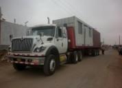 Servicios de transporte de carga pesada  995034160