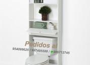 Mueble para baño (espaciador de puerta abatible ze