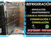 In!huachipa 7256381 servicio tecnico [camaras fri