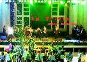 Show musica variada vivo orquesta la trivia bodas