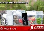 Bolsas para alimentos -  janpax