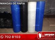 Mangas plásticas -  janpax