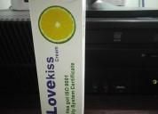 Lubicante sabor a limon arequipa 999126664