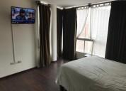 Alquilo amplio y exclusivo departamento en cayma a 01 cuadra de la plaza 3 dormitorios