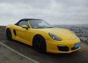 Porsche Boxster 2014 29200 kms
