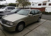 Vendo camioneta mercedes benz 199000 kms cars