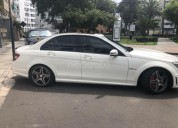 Mercedes benz c 63 amg s 2010 50000 kms cars