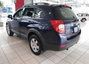 chevrolet captiva 2 4 ls mt 2wd ano 2011 con 109 109304 kms cars