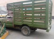 Vendo camioneta chevrolet con motor 2c 123456 kms cars