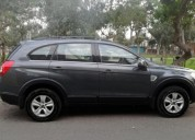 chevrolet captiva 2010 full 7 asientos 82000 kms cars