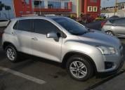 Chevrolet tracker lt 2014 mecanico feqp 64000 kms cars