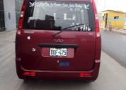 Minivan q22 chery 60000 kms cars