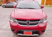 Dodge journey 3 filas tope de linea cars