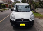 Fiat doblo 2014 impecable 75000 kms cars