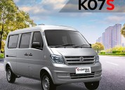 K07 minibus 2018 cars