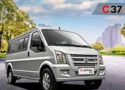 C37 minibus 2018 cars