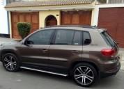 Volkswagen tiguan 2012 full equipo 80000 kms cars