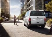 Volkswagen transporter pasajeros 0km 2018 cars