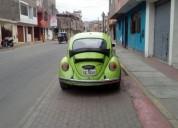 Wolkswagen escarabajo alemam 30000 kms cars