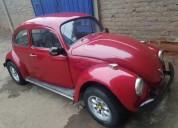volkswagen escarabajo 100000 kms cars