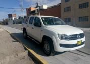 Bonita camioneta vw amarok 2012 82126 kms cars