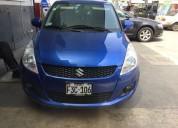 Suzuki swift 2014 automatico 24000 kms cars