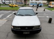 Remato nissan sunny ex saloon 98 170000 kms cars