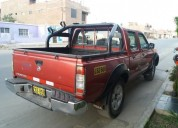 Se vende camioneta nissan frontier 200000 kms cars