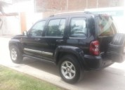 Jeep cherokee limited 2006 105000 kms cars