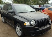 Jeep compass negro 150000 kms cars