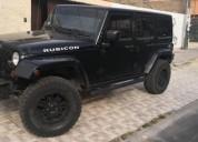 Jeep rubicon 2012 modelo 2013 80000 kms cars