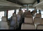 venta de ocasion minivan jac sunray 75000 kms cars