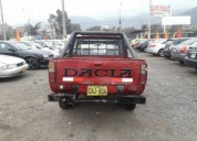 Pickup dacia 98 petrolero motor toyota cars